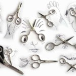 funny scissors